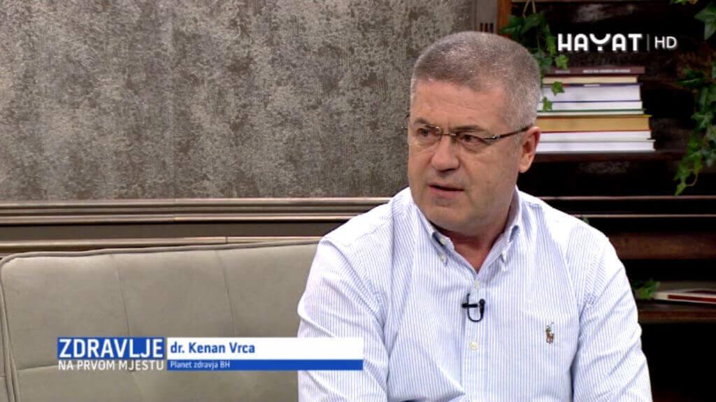 Dr. Kenan Vrca Štitna žlijezda