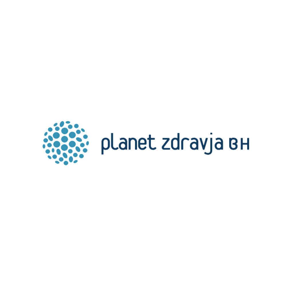 Planet zdravja BH logo